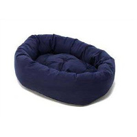 "Dog Gone Smart Bed- Donut-42""-Blue"