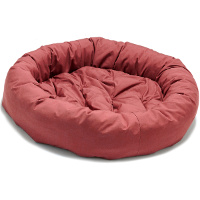 "Dog Gone Smart Bed- Donut-42""-Red"