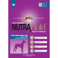 Nutra Gold Large Breed Adult- 15 kgs