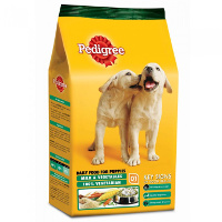 Pedigree Puppy Dog Milk and Vegetable 1.2kg
