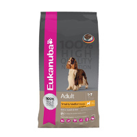 Eukanuba Adult Large Lamb and Rice- 15kg