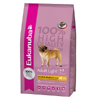 Eukanuba Adult Small and Medium Weight Control-3kg