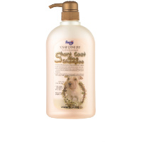 Forbis Short Coat Aloe Shampoo 750 ml