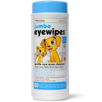 Jumbo Eyewipes 80 wipes