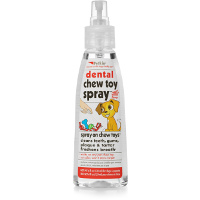 Dental Chew Toy Spray - 4oz