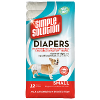 SS Disposable Diapers (Small, 12 pack)