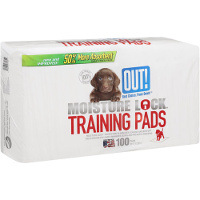 OUT! Moisture Lock Training Pads 100 pack