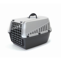 "Trotter 2 Dark Grey Pet Carrier 22""x15""x13"""