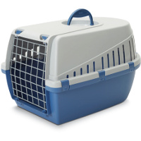 "Trotter 1 Dark Blue Pet Carrier 19""x13""x12"""