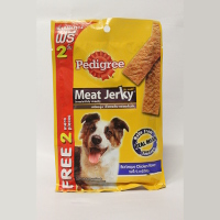 Pedigree Meat Jerky Barbeque Chicken 80 gms