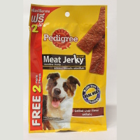 Pedigree Meat Jerky Liver 80 gms