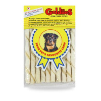 Goldies Raw Hide Regular Sticks- 10 pcs