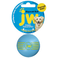 JW isqueak Ball Large-Blue