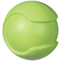 JW isqueak Bouncing Baseball Medium-Green