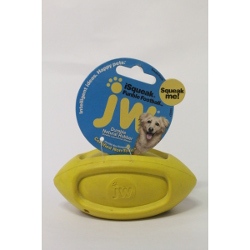 JW isqueak Funble Football Small-Yellow